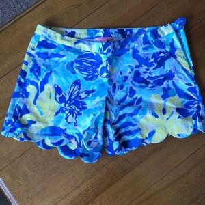 Lilly Pulitzer magnolia short 2